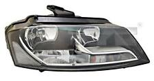 Headlight Front Lamp Right Fits AUDI A3 Cabrio 8P S3 Hatchback 2003-2013