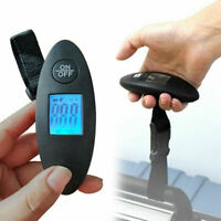 Portable 40KG Digital Travel Scale Fit Suitcase luggage Weight Hanging Scale