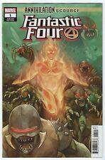 Annihilation Scourge Fantastic Four # 1 Noto Variant NM Marvel