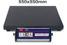 Bilancia per veterinari Kg 60/150 div. g 20/50 piatto cm 55X55 animali VT1