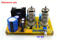 DIY PRT-02A 6N2 Stereo Tube Preamplifier Kit base on Classic M7 Preamp Circuit