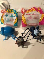 Bugs Life McDonalds figures