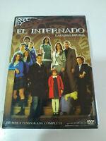 El Internado Laguna Negra Primera Temporada 1 Completa - 3 x DVD