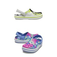 Crocs Crocband Ombre Block Clog K Kids Clogs | Slippers | garden shoes - NEW