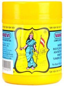 Vandevi Compounded Asafoetida - Teufelsdreck - Yellow Hing Powder - 50g