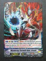 Wandering Starhulk Ruler Brandt V-EB06 RRR - Vanguard Cards #MZ