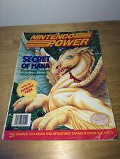 Nintendo Power November Volume 54 Jurassic Park Batman Poster Cards Ultima II