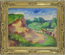 Herman Heimlich(1904-1986)Hungarian/Canadian Listed Vintage Oil Quebec Landscape