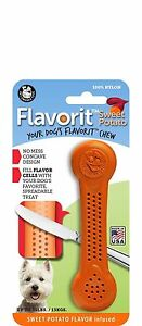 Flavorit™ Nylon Bone Sweet Potato Flavor Infused (Medium)