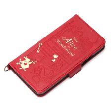 Disney Alice in Wonderland iPhone X Case Flip Cover PG - DFP 272ALC from Japan*