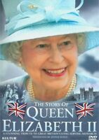 The Story of Queen Elizabeth II (DVD, 2011) Britain's long serving monarch, New