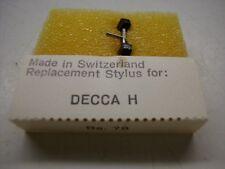 78 Ersatz Tonnadel Replacement Stylus DECCA H