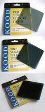 Kood P SERIE ND-2 ND-4 e ND-8 NEUTRAL DENSITY Filtro Set accoppiamenti Cokin P Sistema