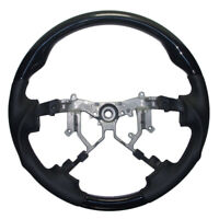 Piano Black Leather  Steering Wheel for 08-15 Toyota Land Cruiser URJ202 FJ200
