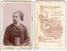 Paris Exposition Internationale Médaile d´Or,Bauer i.Tracht, Chesnay Dijon 1890