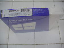 Microsoft Windows 8.1 Pro Full English Version 32 & 64Bit DVD MS =RETAIL BOX=