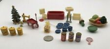 VTG Cast Metal Coca Cola Pepsi Budweiser Can Singer Sewing Machine Canister Set