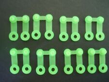 8 Pairs Punch Card Clips Snaps Knitting Machines - Made in Japan
