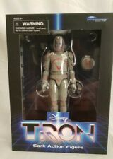 "Diamond Select Disney Tron: Sark 7"" Action Figure! I4 .Disney Sark"