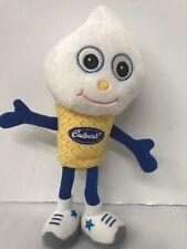 "Culver's Scoopie Plush Ice Cream Cone Stuffed Animal Wafer Toy 12"" Tall"