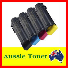 4x Compatible Toner for H625 H825 S2825 H625cdw H825cdw S2825cdn Dell Printer