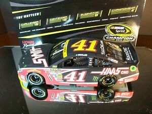 Kurt Busch #41 Haas Automation Chase For The Cup 2014 Chevrolet SS 1:24 1/253