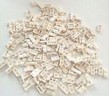 LEGO 150X PIASTRE 1X2 BIANCO MISTE LOTTO PLATE SET KG SPED GRATIS SU + ACQUISTI