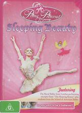 DVD PAL 4: Prima Princessa Presents Sleeping Beauty  BALLET DANCE KIDS