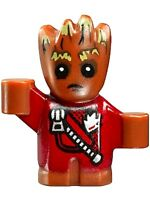 LEGO Baby Groot Minifigure 76080 Guardians of the Galaxy Marvel Super Heroes NEW
