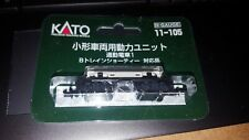N Gauge Kato Motorised locomotive chassis various versions made in Japan