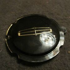 NOS 1970 1971 LINCOLN CONTINENTAL MARK III WHEEL CENTER CAP EMBLEM D0LY-1137-A