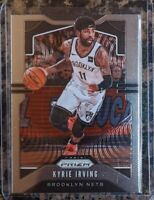 Kyrie Irving 2019-20 Panini Chronicles Prizm Update #504 First Nets Rare SSP!