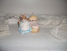 "Royal Albert England Beatrix Potter ""Hunca Munca ""1951 -1989 RoyalAlb 'Excellent"