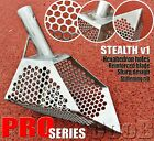 Sand Scoop PRO Series Raptor v1 Metal Detecting Hunting Scoops Stainless 2mm