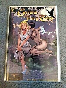 GRIMM FAIRY TALES #2 & #6 F/VF lot Zenescope Comics 2005