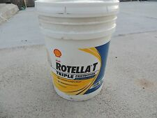 LOCAL PICKUP  Shell Rotella 550019916 T Triple Protection 15W-40 Engine Oil