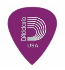 D'Addario 6DPR6-25 - Duralin Precision Lot de 25 médiators Violet 1,2 mm – heavy