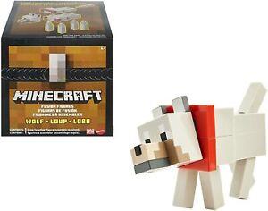 Minecraft Fusion Figures Wolf Figure