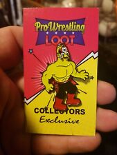 Road Warrior Animal Simpsons Lapel Pin Pro Wrestling Loot Exclusive WCW (USED)