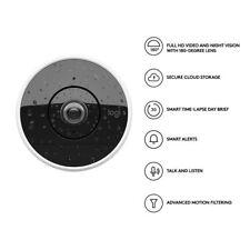 Logitech Circle 2 Wireless Home Security Camera Google Home Amazon Alexa #J48