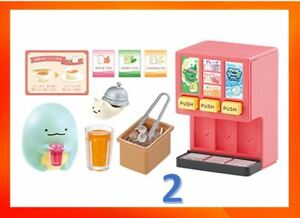Re-ment Miniature SUMIKKO Restaurant Series rement No.02