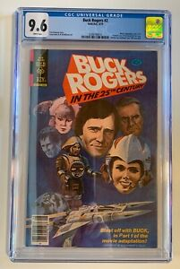 Buck Rogers #2 - Gold Key 8/79 - CGC 9.6 - Highest Graded 1 of only 3 on Census