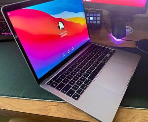 APPLE MacBook Pro SSD 256 Go Apple M1 Ram 8 Go Touch Bar reconditionné