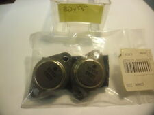 TRANSISTOR BY55- (2pcs)NEUF Old Stock