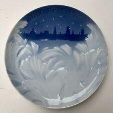 Factory First Quality! 1895 Bing & Grondahl Christmas Plate, Denmark