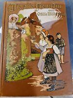 Antik Buch 1910 #Ottilie Wildermuth die Alte Freundin#sehr gute Zustand