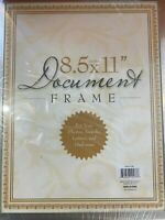 Diploma/Certificate Frame 8.5 x 11 For Diplomas, Photos, Graduation, Letters