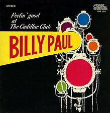 Billy Paul - Feelin' Good at the Cadillac Club (2014)  CD NEW/SEALED  SPEEDYPOST