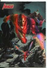 The Complete Avengers Earths Mightiest Heroes Chase Card MH2