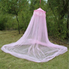 Kids Canopy Lace Mosquito Net Curtain Bedding Dome Tent Room Bed Decor HD